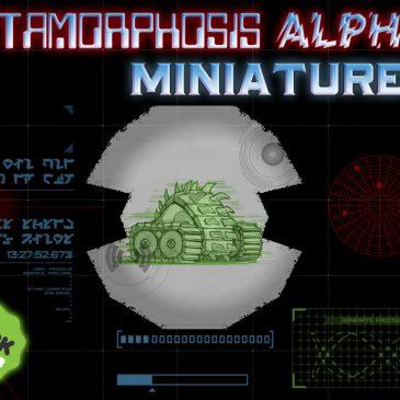 Metamorphosis Alpha(tm) Minis – Kickstarter- Concept Art Spoiler