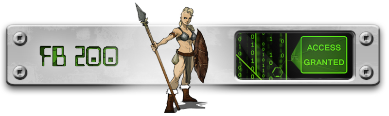 Metamorphosis Alpha™ Miniatures – Unlocked Female Spear Warrior!