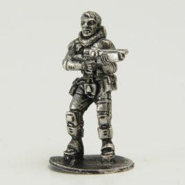 Soldier – Gregor McArthur