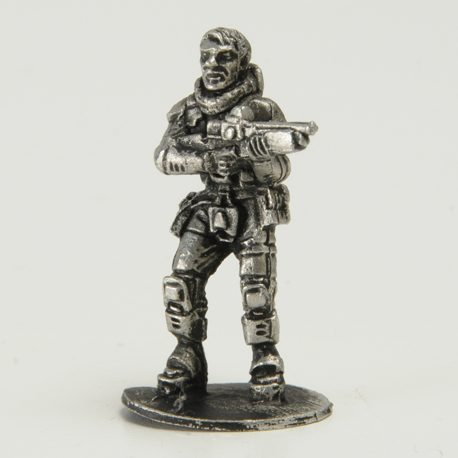 Soldier – Gregor McArthur FR