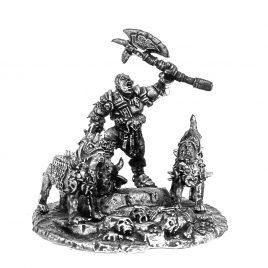 Ernie Gygax The Barbarian