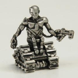 Cyborg Zeek from Metamorphosis Alpha