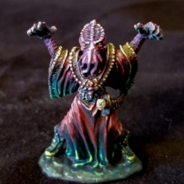 Elder Priest by Effincool Miniatures