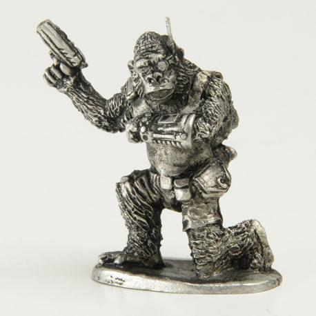 Gorilloid Ind'em from Metamorphosis Alpha