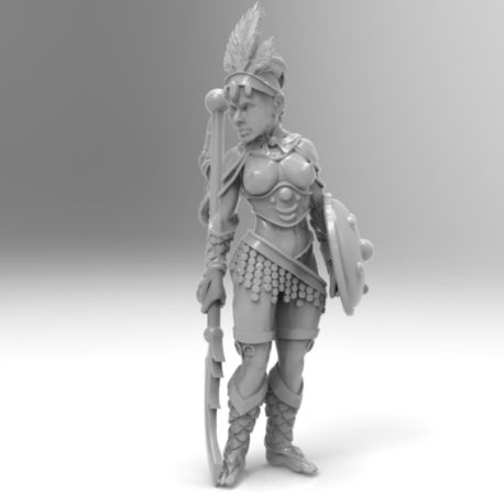 The Sultana's Guard by Effincool Miniatures