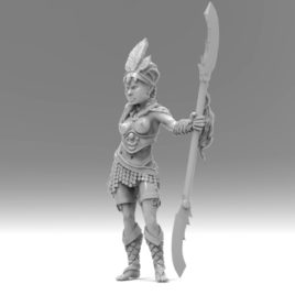 Sultana's Guard by Effincool Miniatures