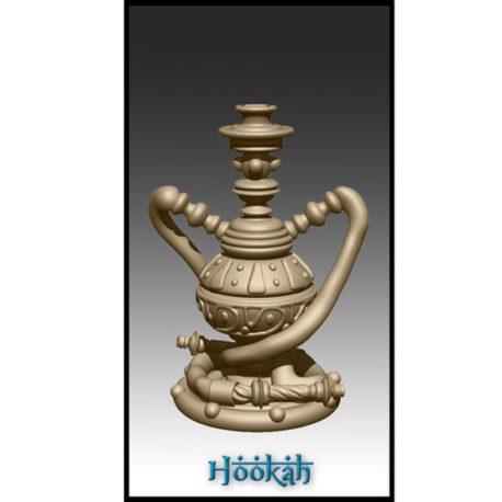Hookah by Effincool Miniatures