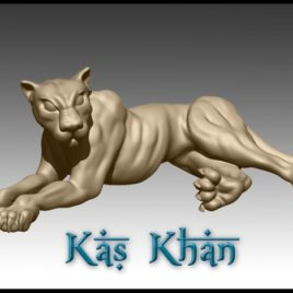 Kas Khan from Effincool Miniatures