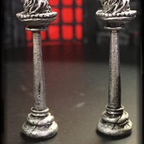 Torch Brazier by Effincool Miniatures