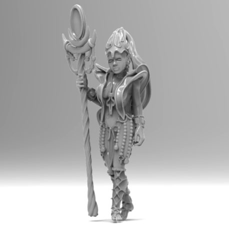 Vizier by Effincool Miniatures