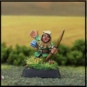 Fletch from Effincool Miniatures