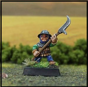 Oddo from Effincool Miniatures