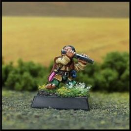 Toots from Effincool Miniatures