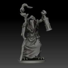 kobold press ravenfolk cleric